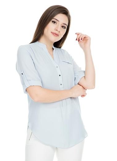 Lela Gömlek Renkli
